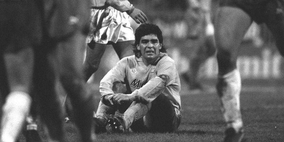 'Diego Maradona' by Asif Kapad...