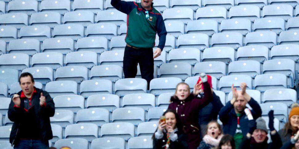 Mayo GAA Down about late Newry...