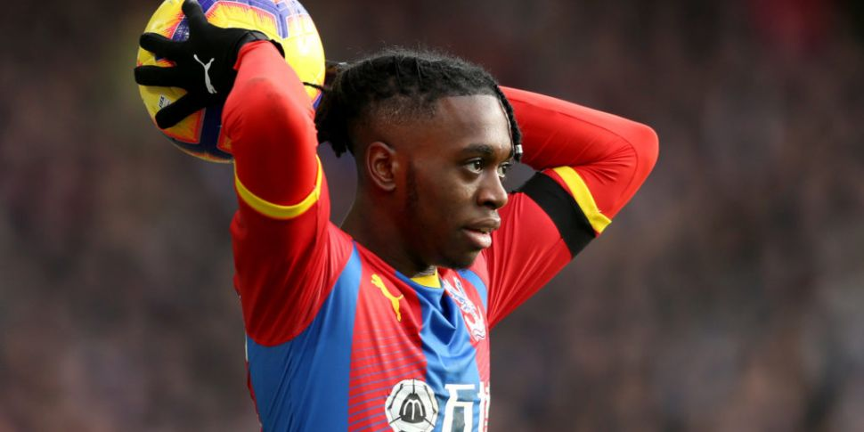 Aaron Wan-Bissaka officially s...