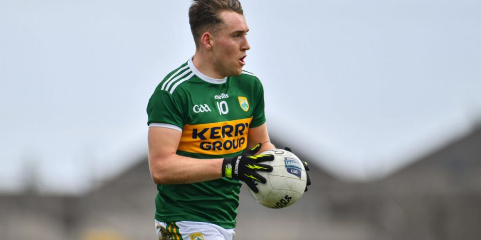 Kerry make four changes for Mu...