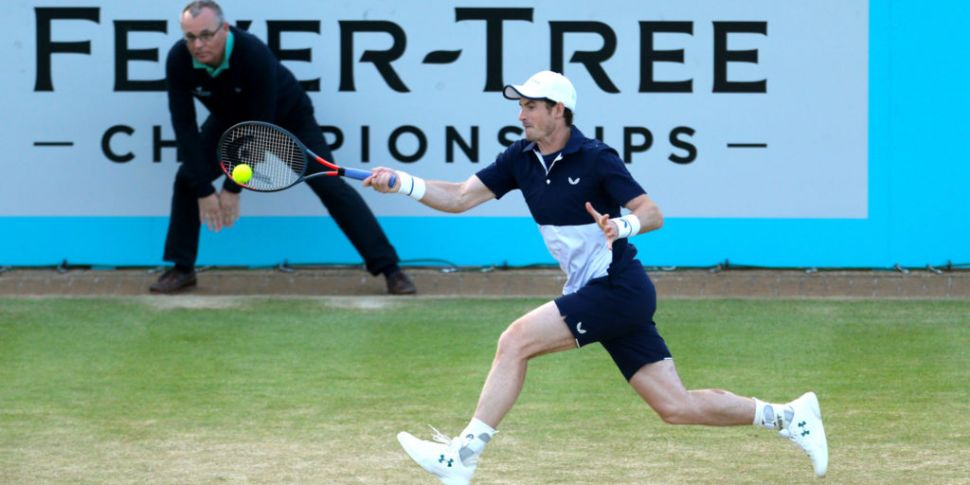 Andy Murray's remarkable retur...