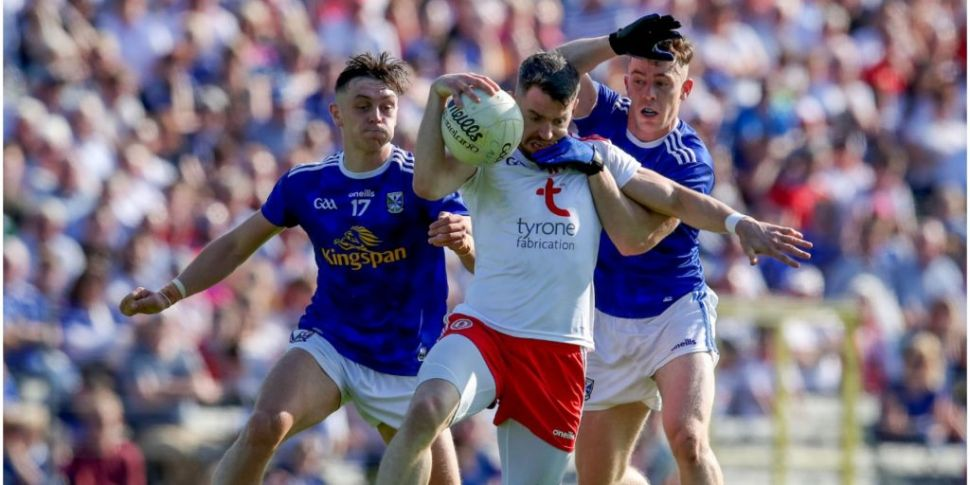 Cork and Tyrone sail into Supe...