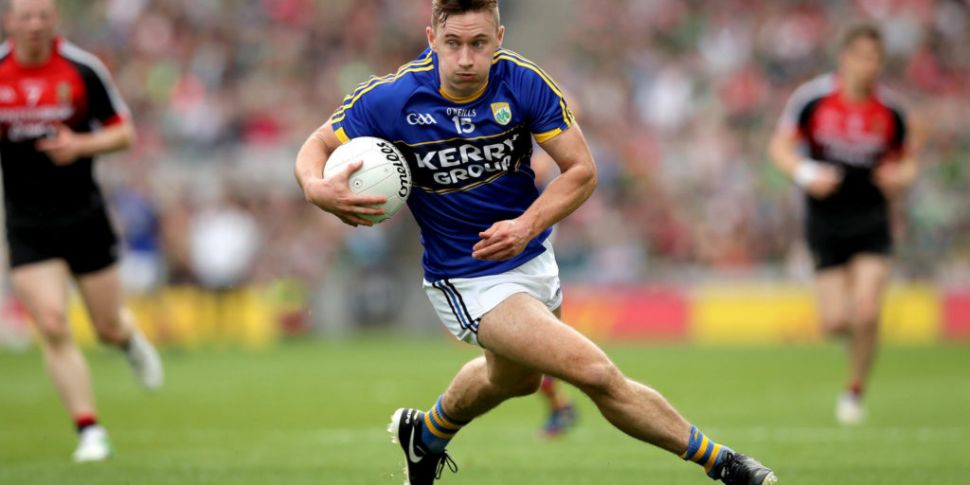 O'Donoghue available for Kerry...