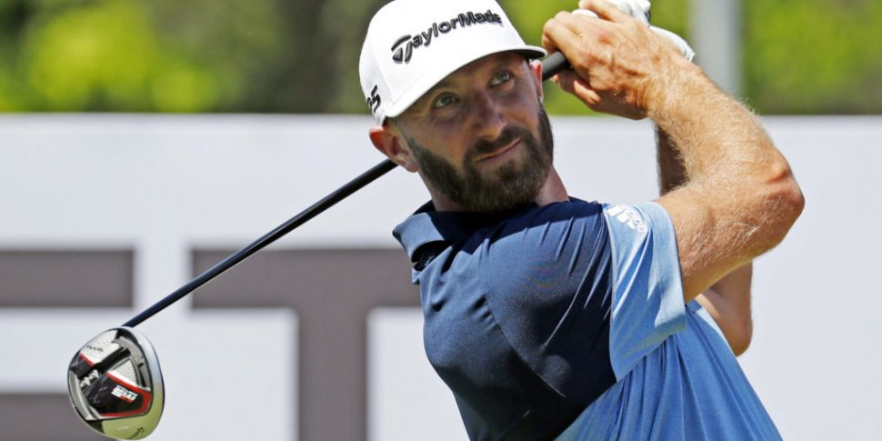 Dustin Johnson to play at the...