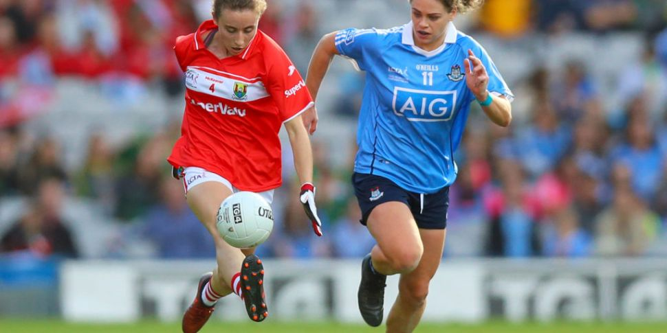 All-Ireland Ladies semi-finals...