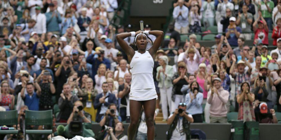 Venus Williams exits Wimbledon...