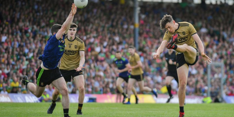Masterful Kerry lay down marke...