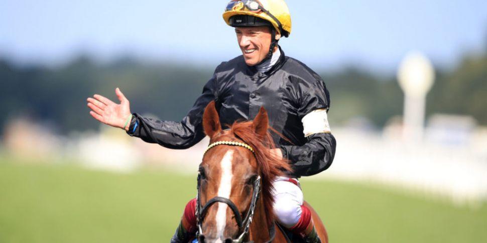 Frankie Dettori has four rides...
