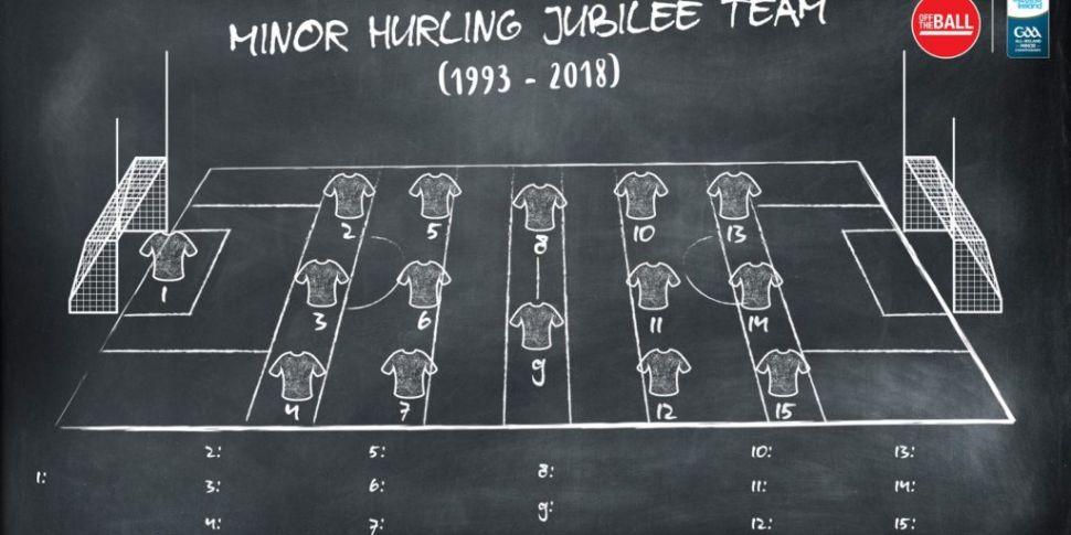 Greatest minor hurling keepers