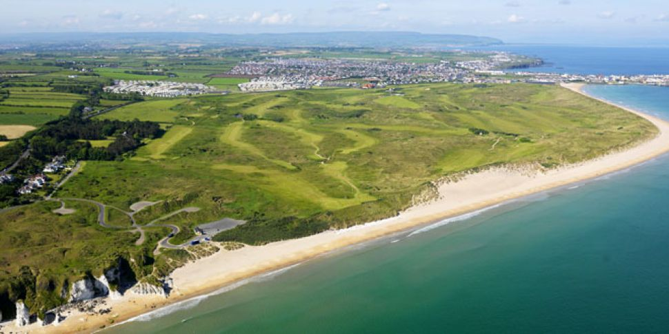 From Lahinch to Portrush