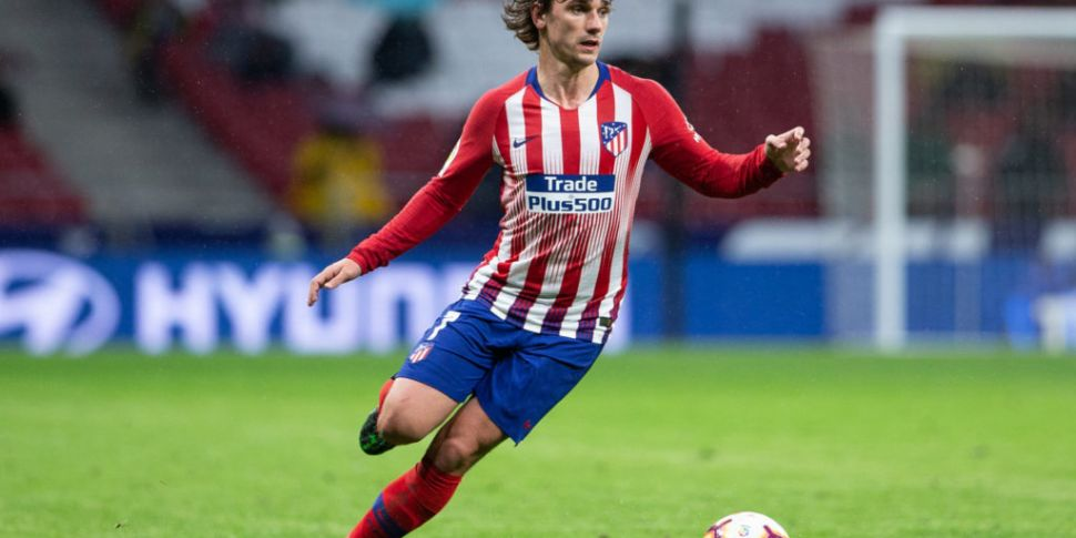 Atletico Madrid claim they're...