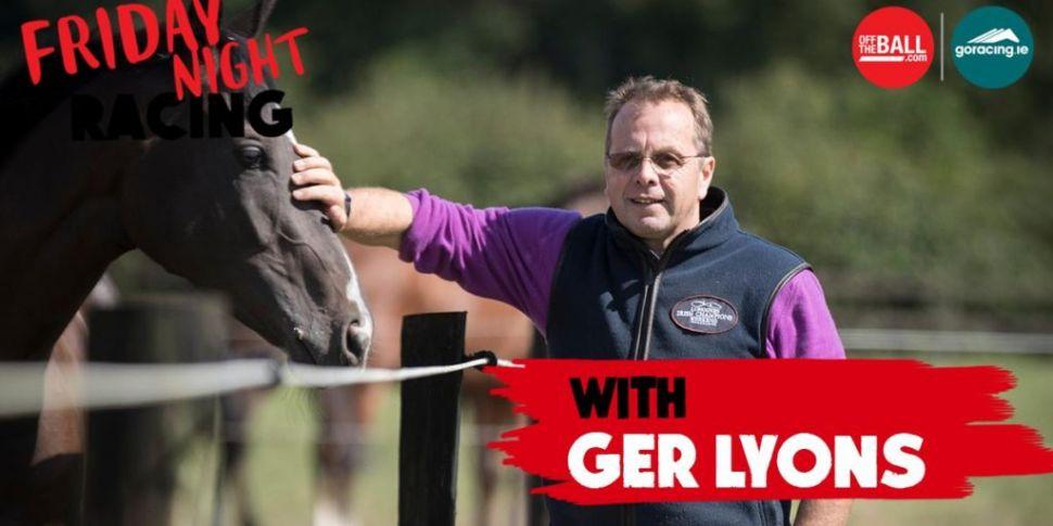 Ger Lyons: