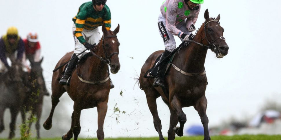 G-G-G-Galway: Four horses to p...