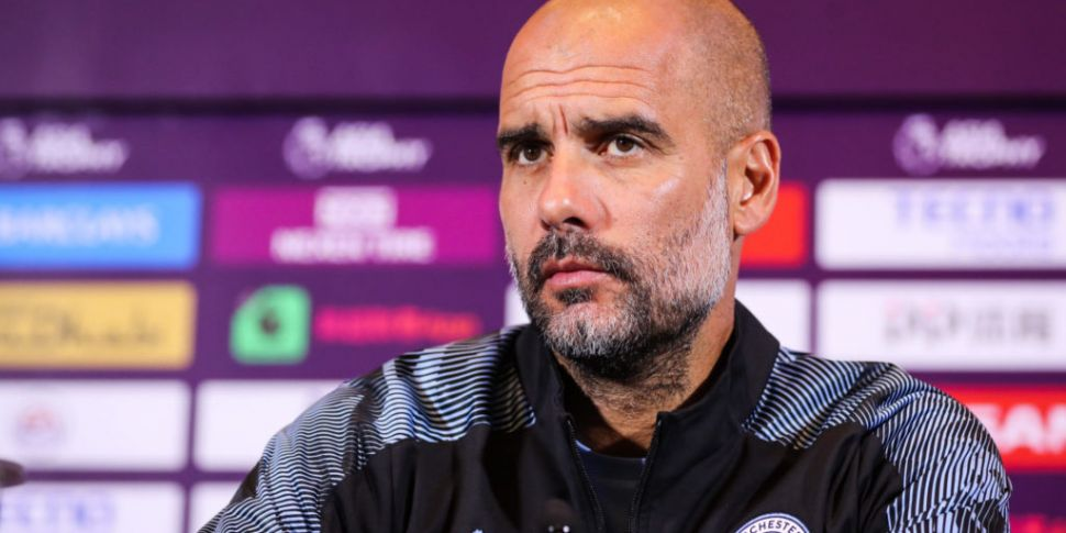 Guardiola confirms City are in...