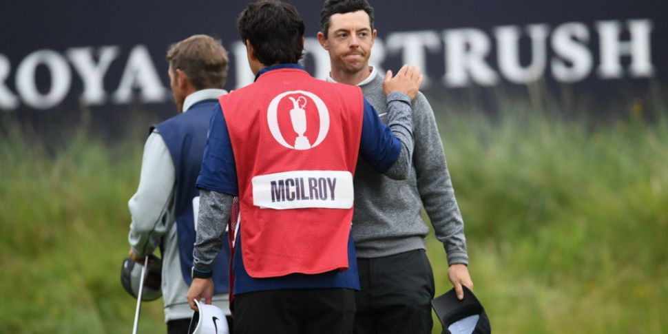 McDowell: 'It was like McIlroy...