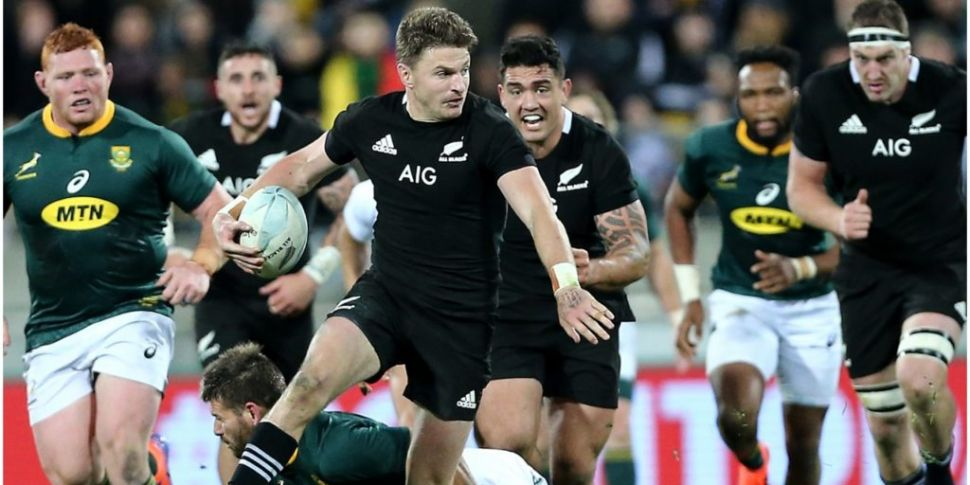 'All Blacks need to be more cr...