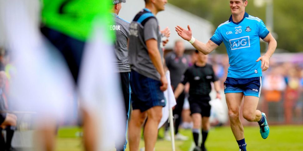 Jim Gavin: 'The players and my...