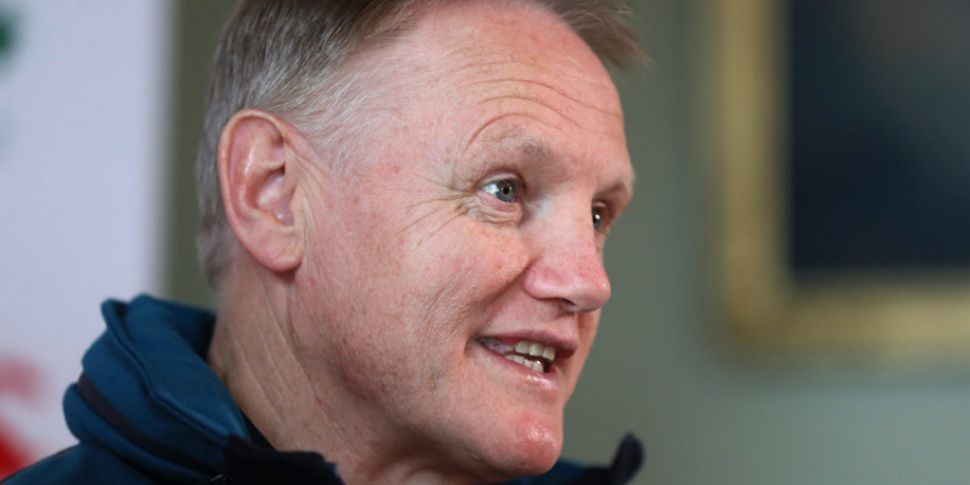 Joe Schmidt returns to New Zea...