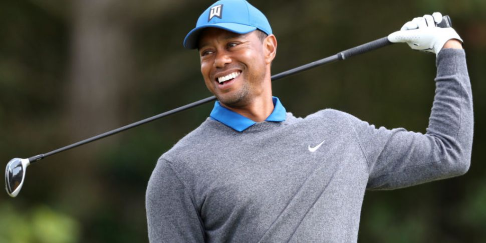 Tiger Woods commits to first t...
