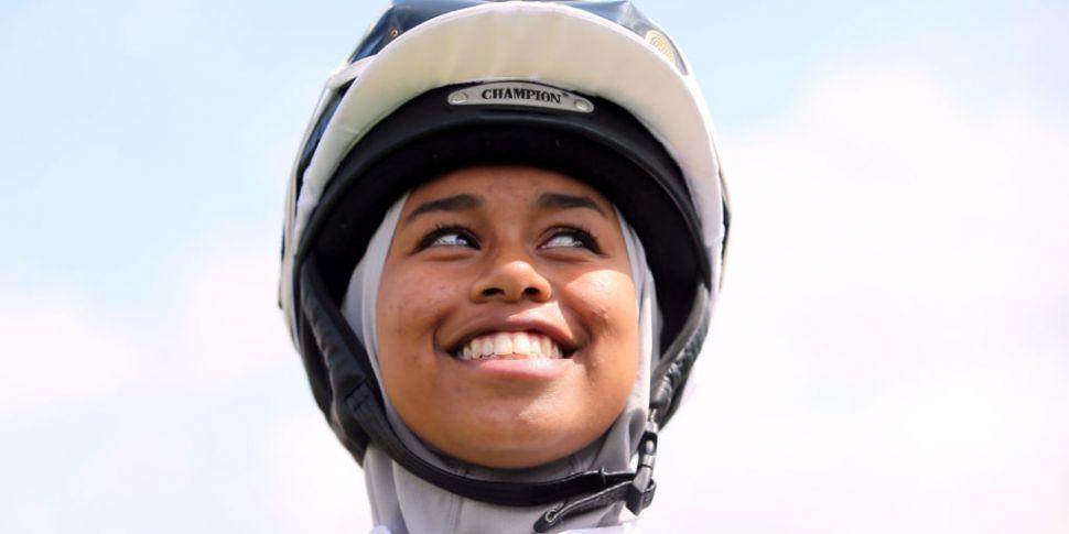 18-year old Khadijah Mellah ma...