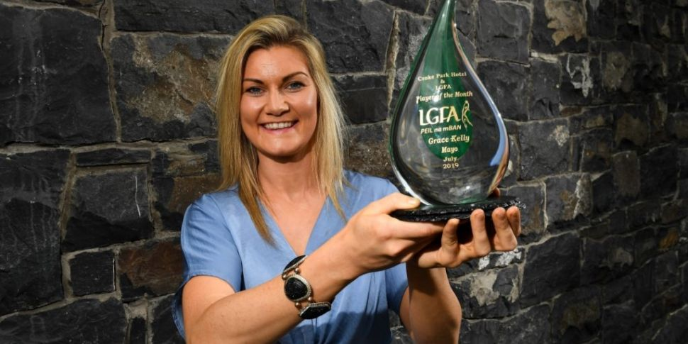 Mayo's Grace Kelly wins LGFA p...