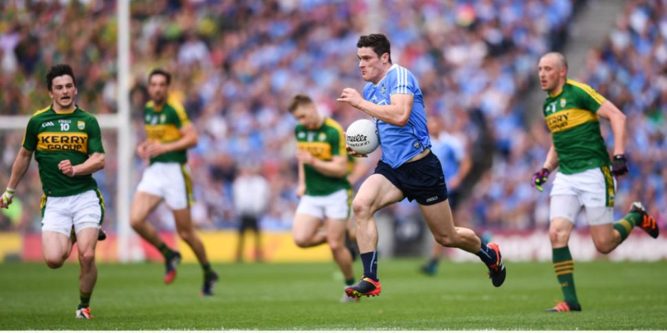 Dublin v. Kerry All-Ireland fi...