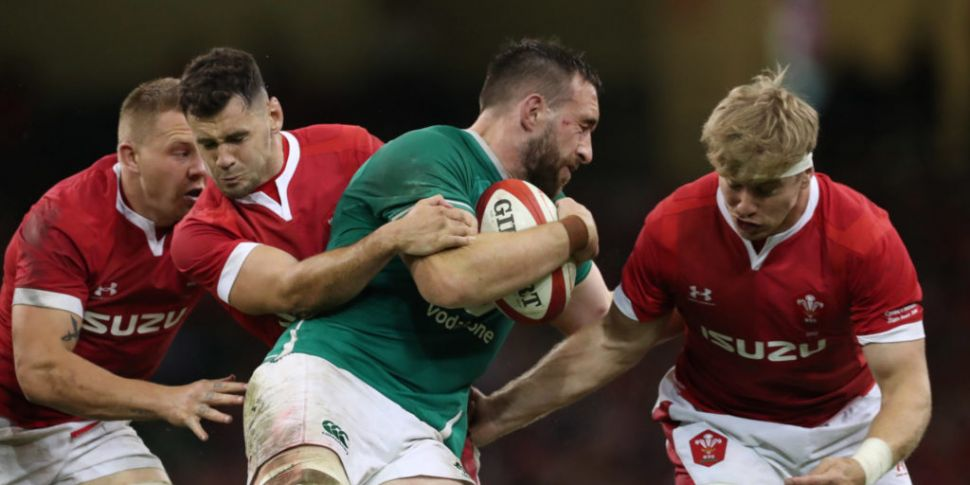 Wales team to play Ireland on...