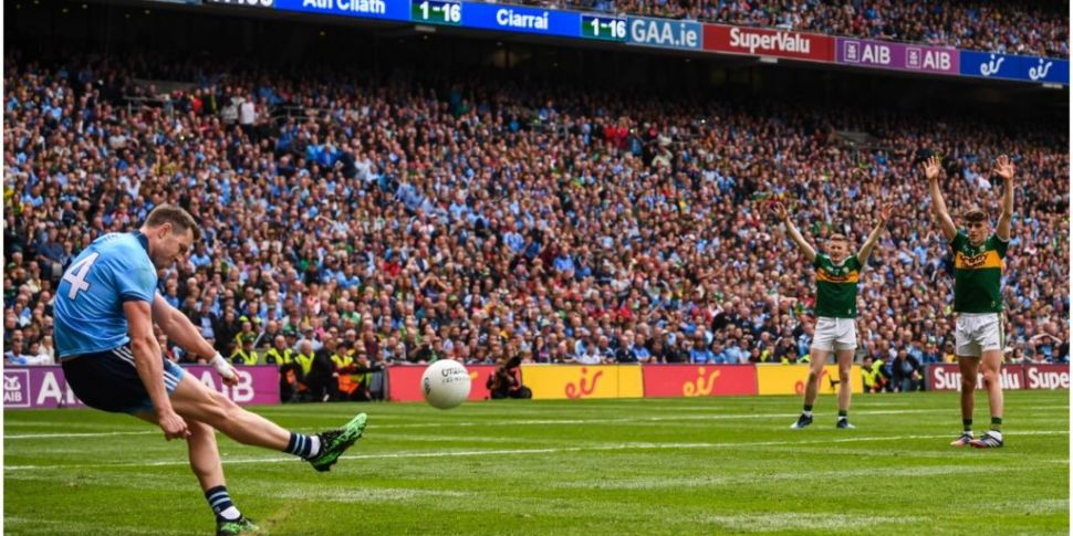 It was a tired strike from Dean Rock' | Kieran Donaghy on