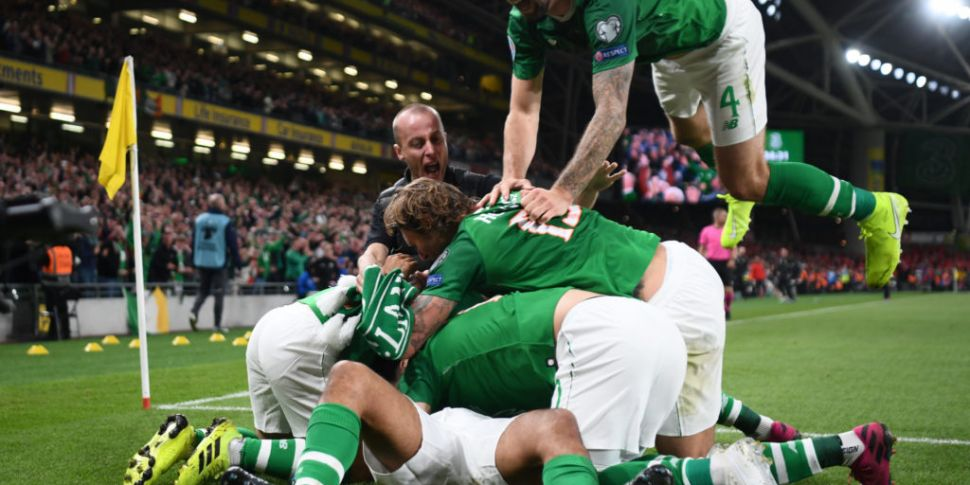 Player ratings - Ireland 1-1 S...