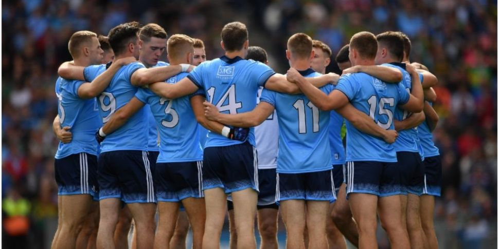 Dublin team unchanged for All-...