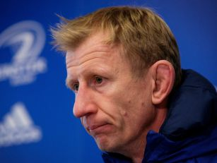 WATCH: Leo Cullen wants big at...
