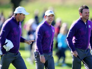 Padraig Harrington believes Ro...