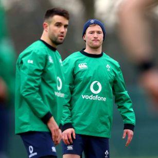 OTB AM | Ireland's halfback de...