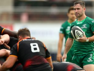 Connacht trio called up but Ro...