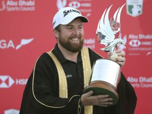 In Pictures: Shane Lowry inspi...