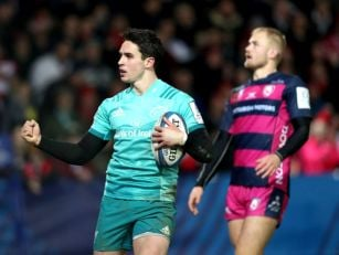 Andy Dunne on Joey Carbery: