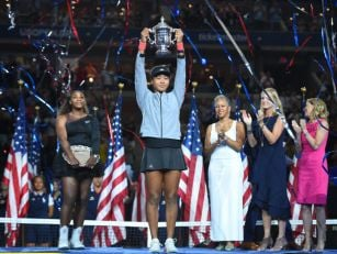 Luke Jensen: 'Naomi Osaka is t...