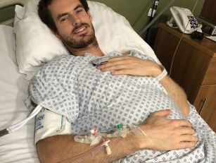 Andy Murray undergoes hip resu...