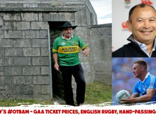 Watch - Tuesday's #OTBAM - GAA...