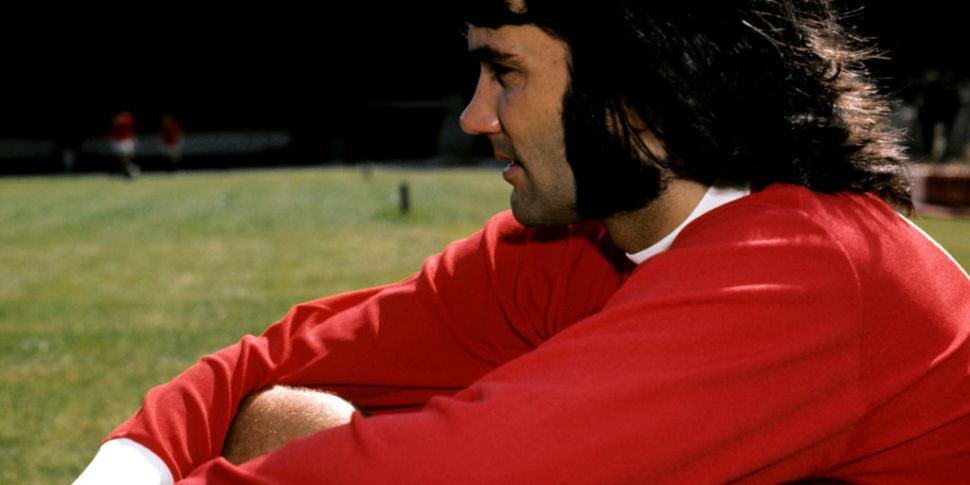 George Best and his mini Phil...