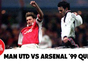 QUIZ: Arsenal vs Man United 19...