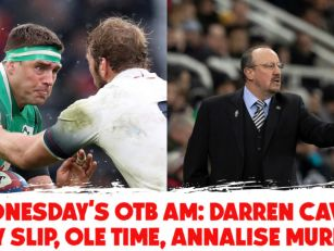 Watch - Wednesday's #OTBAM - D...