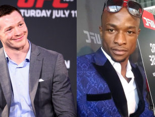 Joseph Duffy vs. Marc Diakiese...