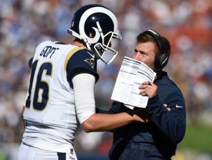 Jared Goff | Young Ram faces c...