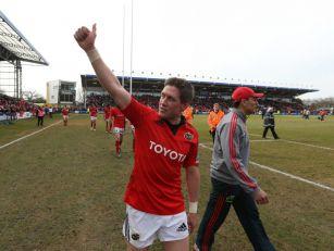 Ronan O'Gara on England loss:...