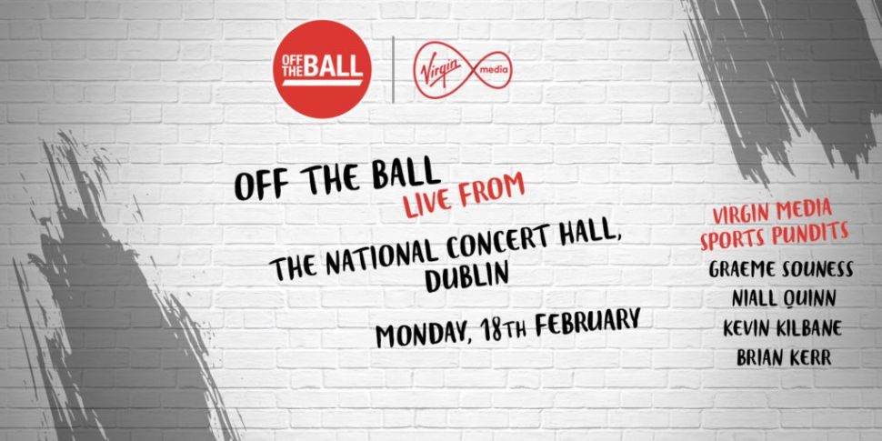 Off The Ball in association wi...