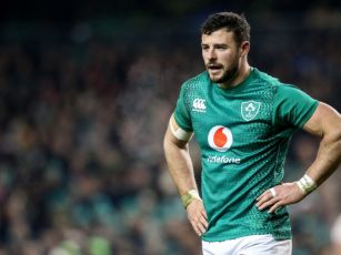 Robbie Henshaw ruled out of sh...