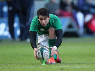 'Joey Carbery's instincts real...
