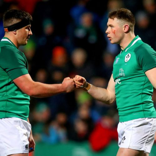 GALLERY: Ireland U20s win Six...