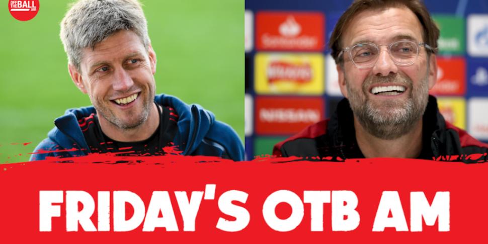 WATCH #OTBAM: Thommo talks Liv...